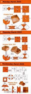 Diy Simple Masu Box With Lid And Divider