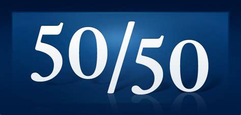 """5050 una furbata """"italica"""" MaschileFemminile"""
