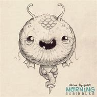 Cute Scary Monster Drawings