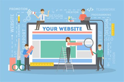 Creation Website by The Ultimate List Of Web Design Terms You Need To