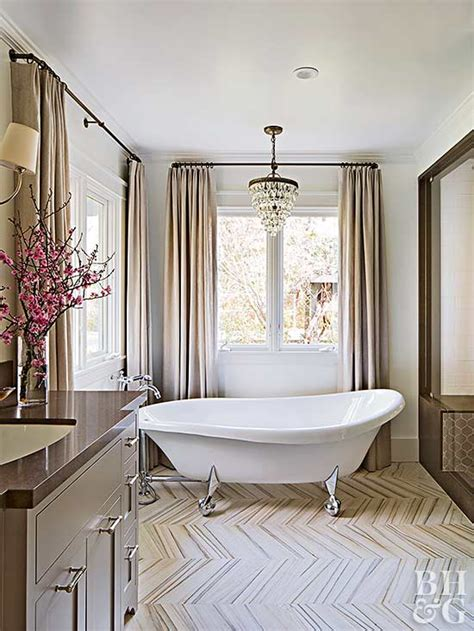 Neutral Bathroom Color Schemes by Neutral Color Bathroom Design Ideas Better Homes Gardens