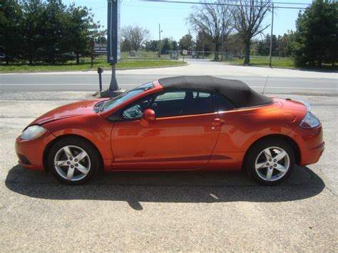 Mitsubishi Eclipse Convertible For Sale by No Leaks 2009 Mitsubishi Eclipse Spyder Gs Convertible