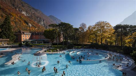 le chalet des bains lavey bains de lavey thermal spa switzerland tourism