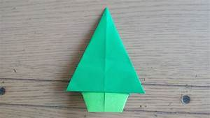 Origami Facile Noel : origami facile sapin de no l christmas tree by ~ Melissatoandfro.com Idées de Décoration