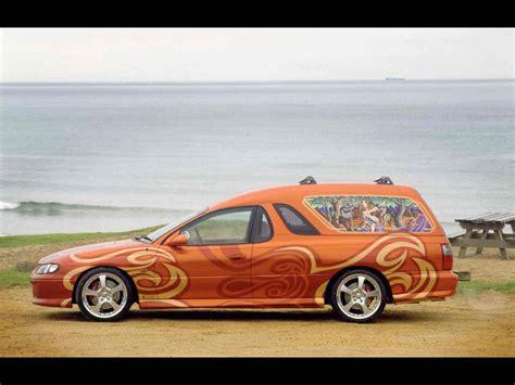 holden sandman concept review top speed