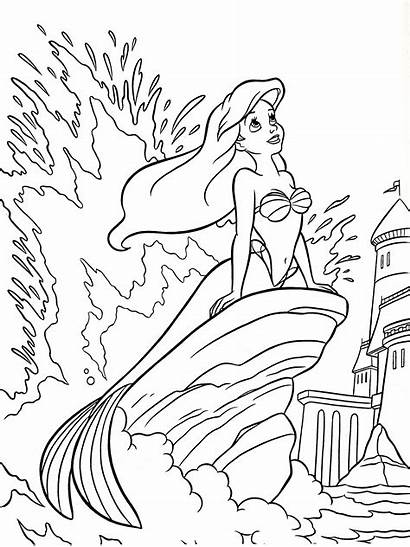 Coloring Disney Walt Pages Sheets Sheet