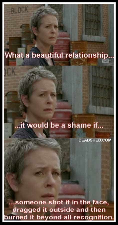 Carol Twd Meme - the walking dead memes