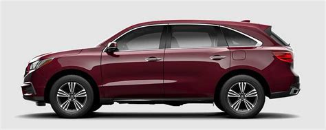2018 Acura Mdx Model Info  Msrp, Price, Features, Photos