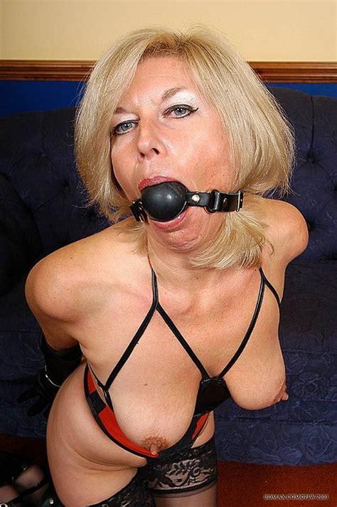 Ball Gag Blonde Milf Bondage Sorted By Position