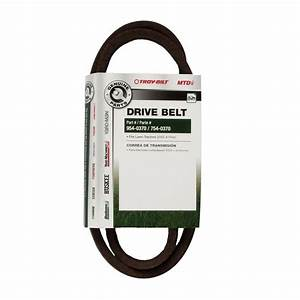 Mtd Genuine Factory Parts Drive Belt For Mtd Lawn Tractors