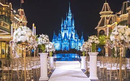 florida wishes wedding venues disneys fairy tale