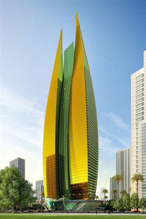 Flame Towers Guide Propsearch Dubai