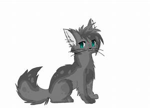 Cinderpelt Warrior cats by TuffiPuffi on DeviantArt