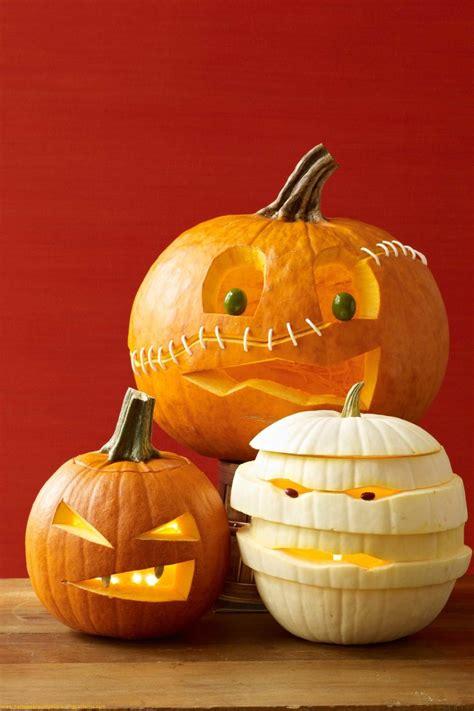 top 100 halloween pumpkin carving ideas 2018 faces