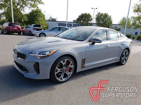 2019 Kia Stinger Gt2 by New 2019 Kia Stinger Gt2 4d Hatchback Near Broken Arrow