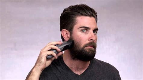 How To Properly Trim A Beard Neckline
