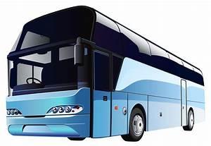 Tour Bus Clipart Png - ClipartXtras