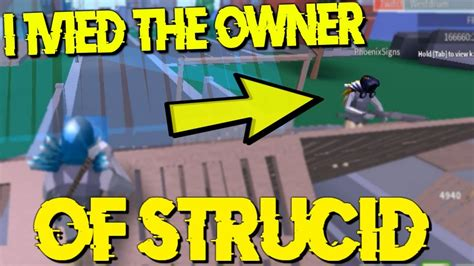 ved  owner  strucid roblox fortnite youtube