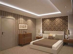 Faux Plafond Pvc : faux plafond salon avec spot ~ Melissatoandfro.com Idées de Décoration