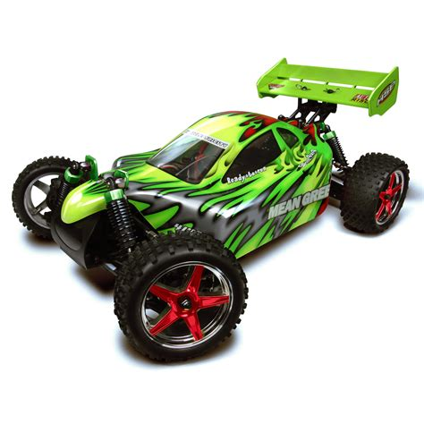 hsp 94107 10707 green 2 4ghz electric 4wd road rtr 1 10 scale rc buggy at hobby warehouse