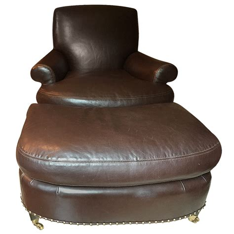 sofa chair and ottoman small leather chairs with ottomans hotel lounge chairs