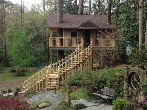 treehouses built   customers diy treehouses