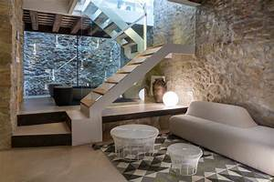 A 19th Century Stone House On The Costa Brava Transformed