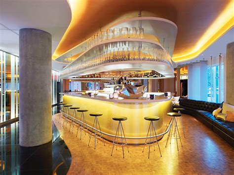 Bar W Hotel by Best Hotel For Design The W Leicester Square
