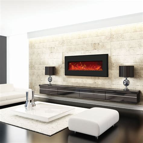 built in electric fireplace amantii wall mount or built in electric fireplace w 64x21