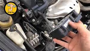 How To Fix A 2007 Toyota Camry Abs And Brake Light And