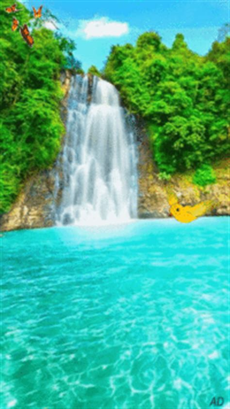 Animated Waterfall Wallpaper - hd wallpaper animated waterfall wallpapers