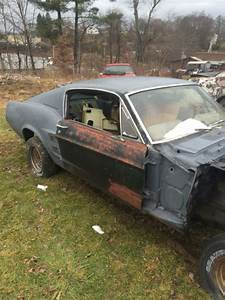 Ford Mustang 1967 Yellow For Sale. 7T02Cxxxxxx 1967 Ford Mustang Fastback 289 3 Speed Project ...