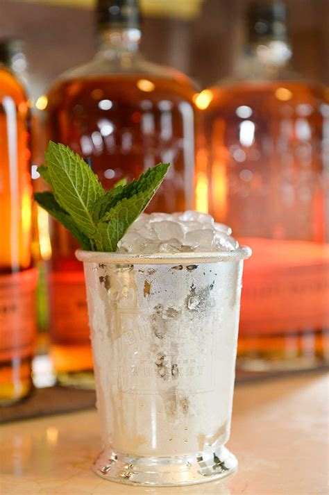 mint julep cocktail turkey wild recipe bulleit bourbon modern recipes derby drink lime cherry kentucky cocktails ice food dale pour
