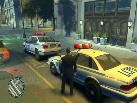 Gta Iv Police Car Is Helicopter Ver 1.0