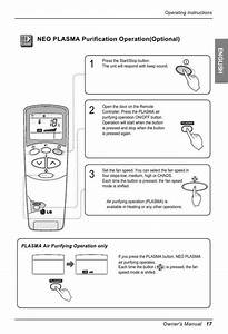 Lg Air Conditioner Remote Control User Manual