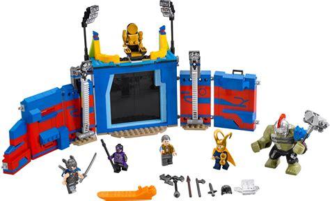 marvel super heroes 2017 brickset lego set guide and