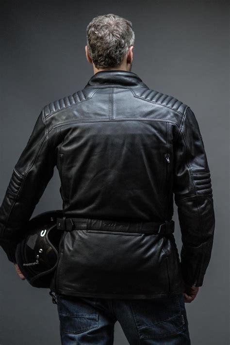 motorradjacke herren leder difi scrambler leder motorradjacke im offiziellen motoport onlineshop