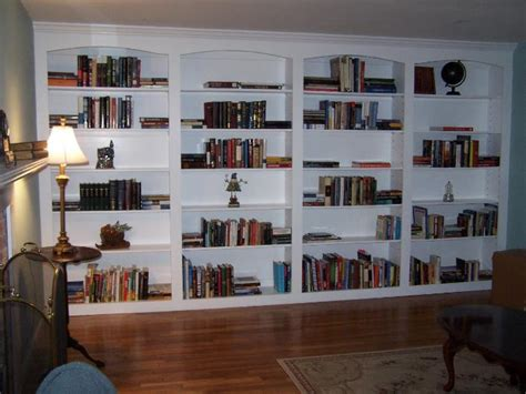 floor to ceiling bookcase retail built in bookshelves built in bookcase by
