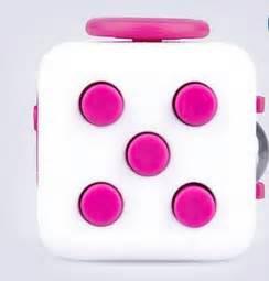 Cube Spinner Fidget
