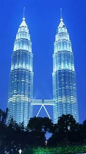 Petronas Towers Kuala Lumpur Malaysia Android Wallpaper ...