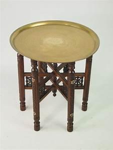 antique benares brass tray table coffee table With antique tray top coffee table