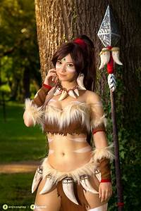[Top 20] Best Nidalee Cosplay from League of Legends ...