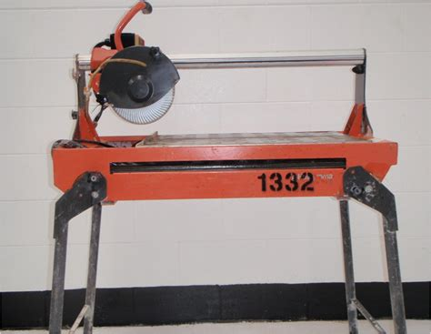 tile saw 900mm carnegie equipment hire melbourne