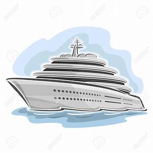 Megayacht clipart - Clipground