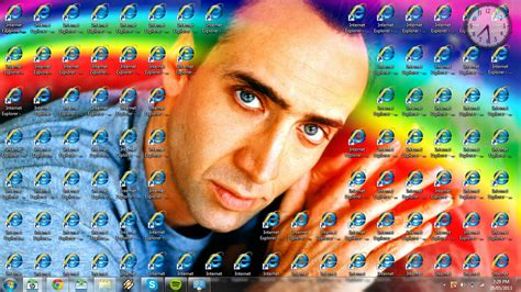 Pc Master Race Desktop Background Image 761048 Nicolas Cage Know Your Meme