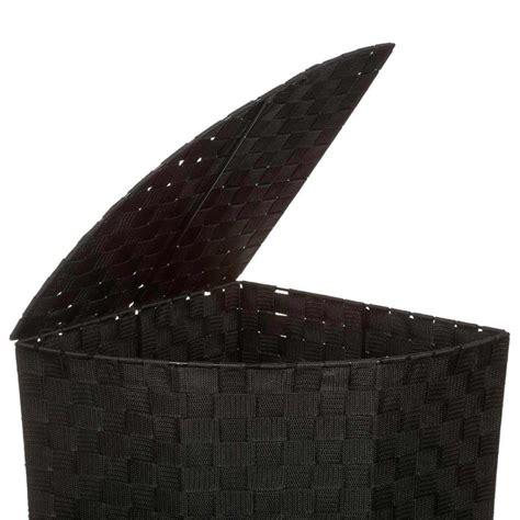 panier a linge d angle panier 224 linge d angle 60cm noir