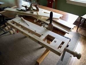 The Milkman's Workbench in Use - Popular Woodworking Magazine