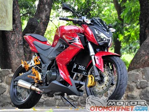 Z250 Modifikasi by Foto Modifikasi Kawasaki Z250 Simpel Bike