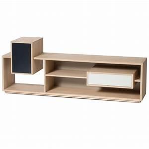 Meuble Tv Original : meuble tv mixage ~ Teatrodelosmanantiales.com Idées de Décoration