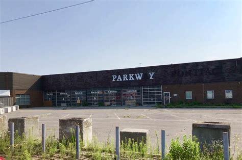 Abandoned Pontiac Dealership | Montréal, QC : urbanexploration